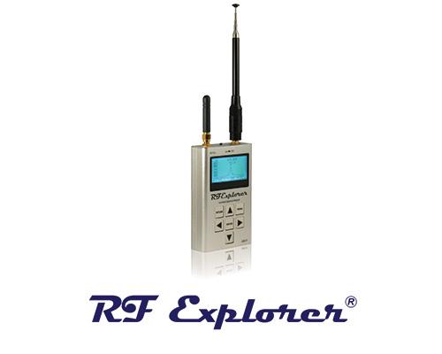 La Mods Art è lieta di annunciare la distribuzione di RF Explorer.