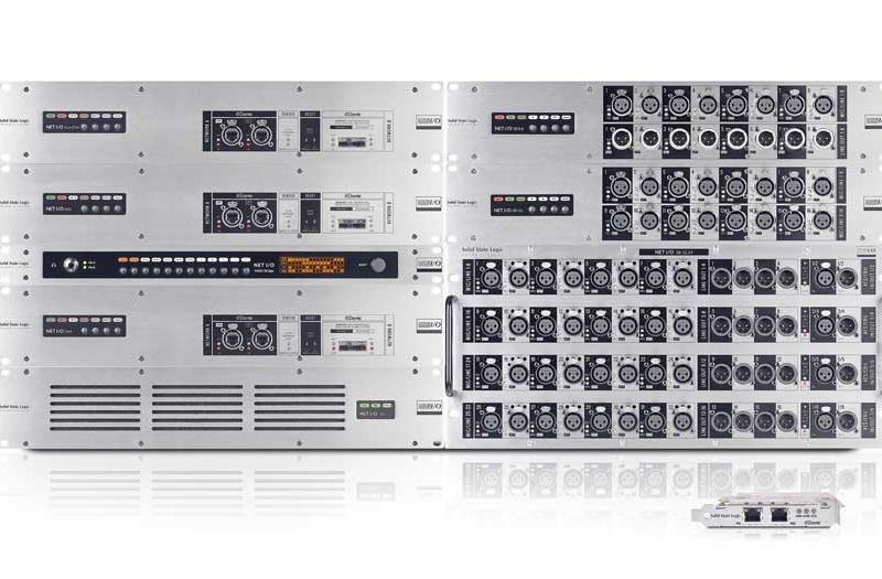Solid State Logic annuncia quattro nuovi prodotti per la sua linea di interfacce Dante e AES67